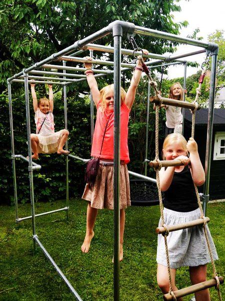 klatrestativ til børn